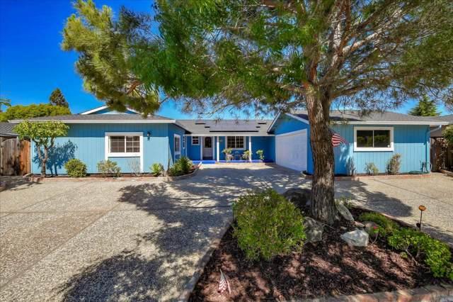 1160 Bucknam Ct, Campbell, CA 95008 (#ML81798563) :: Intero Real Estate