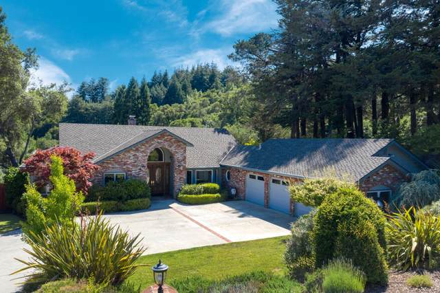100 Lauren Cir, Scotts Valley, CA 95066 (#ML81798607) :: The Sean Cooper Real Estate Group