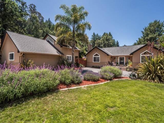 330 Cox Rd, Aptos, CA 95003 (#ML81798614) :: Strock Real Estate