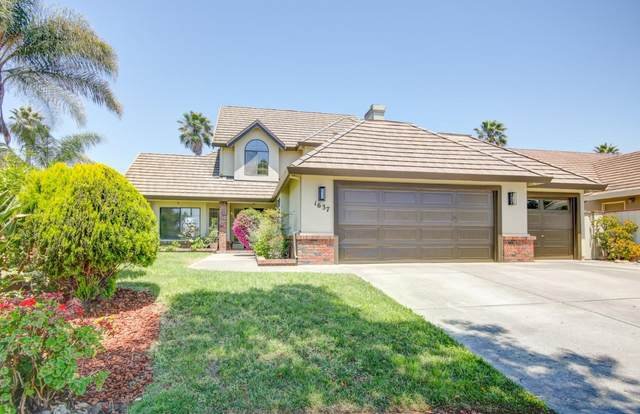 1637 Harrod Way, Salinas, CA 93906 (#ML81798642) :: Robert Balina | Synergize Realty