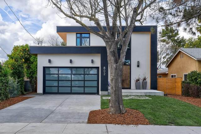 802 Farley St, Mountain View, CA 94043 (#ML81798652) :: The Goss Real Estate Group, Keller Williams Bay Area Estates
