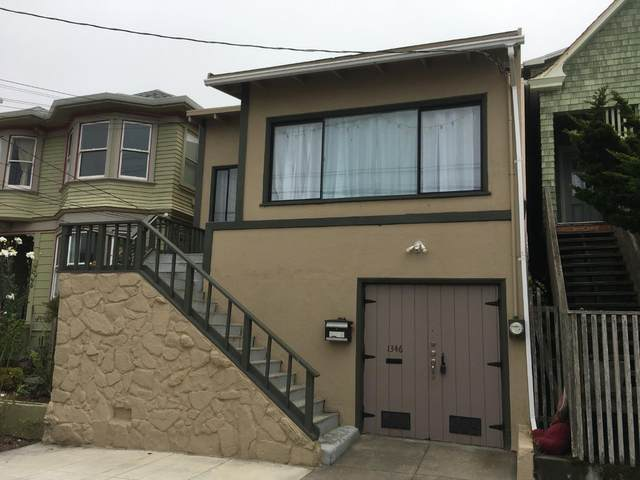 1346 47th Ave, San Francisco, CA 94122 (#ML81798694) :: Intero Real Estate