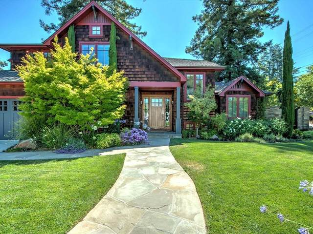 215 N Avalon Dr, Los Altos, CA 94022 (#ML81798703) :: The Kulda Real Estate Group