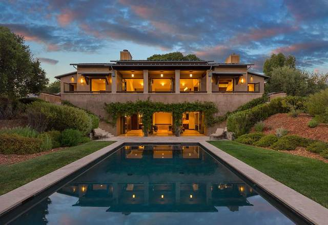 380 Cervantes Rd, Portola Valley, CA 94028 (#ML81798732) :: Alex Brant Properties