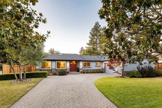 1011 Runnymead Ct, Los Altos, CA 94024 (#ML81798742) :: Strock Real Estate