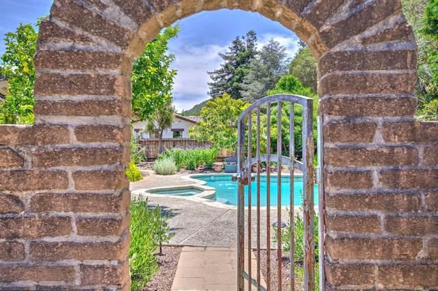 12 Paso Del Rio, Carmel Valley, CA 93924 (#ML81798799) :: Alex Brant Properties