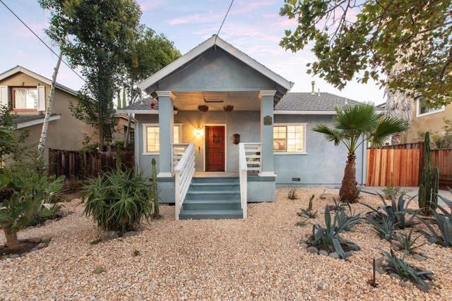 1050 Delmas Ave, San Jose, CA 95125 (#ML81798808) :: The Kulda Real Estate Group