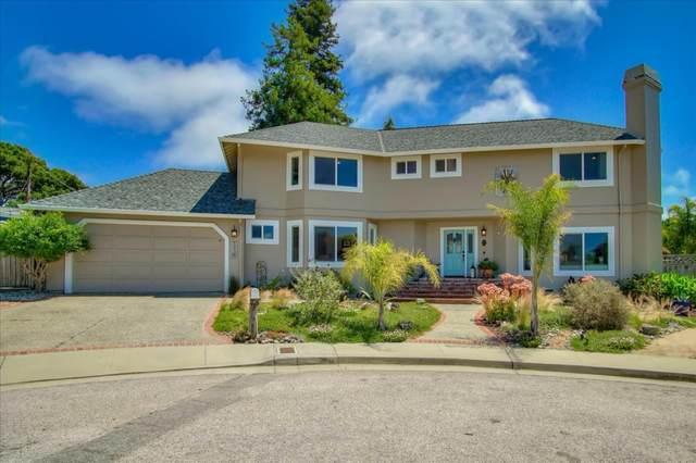 1694 Cozy Ct, Santa Cruz, CA 95062 (#ML81798825) :: Strock Real Estate