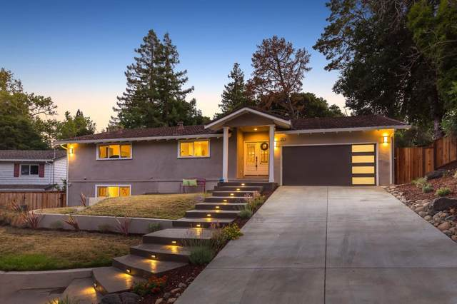19887 Merribrook Dr, Saratoga, CA 95070 (#ML81798845) :: The Sean Cooper Real Estate Group