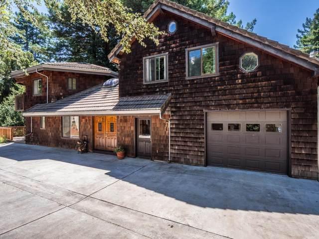 825 Granite Ridge Dr, Santa Cruz, CA 95065 (#ML81798871) :: Strock Real Estate
