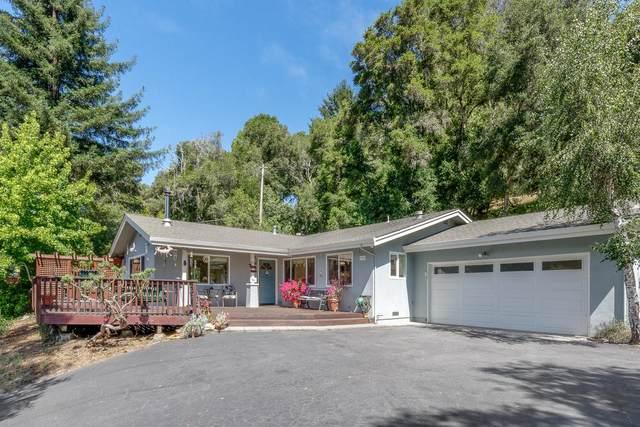 195 Mountain View Rd, Santa Cruz, CA 95065 (#ML81798873) :: Strock Real Estate