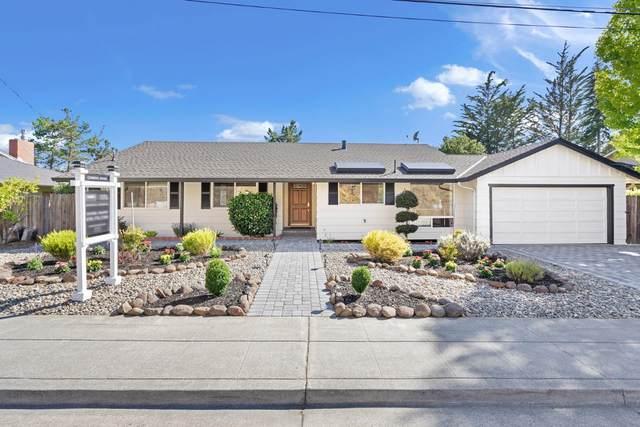 1524 Ascension Dr, San Mateo, CA 94402 (#ML81798900) :: The Kulda Real Estate Group