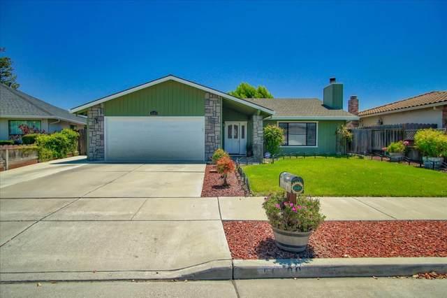 1689 Vallejo Dr, Hollister, CA 95023 (#ML81798927) :: Alex Brant Properties