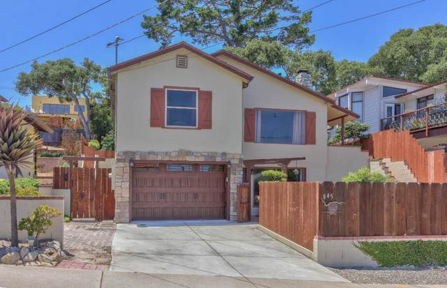 845 Pine St, Monterey, CA 93940 (#ML81798933) :: Robert Balina | Synergize Realty