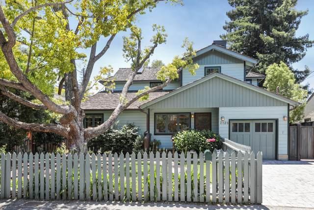 3128 Barney Ave, Menlo Park, CA 94025 (#ML81798954) :: The Realty Society