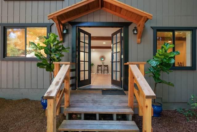 280 Hoot Owl Way, Boulder Creek, CA 95006 (#ML81798984) :: Alex Brant Properties