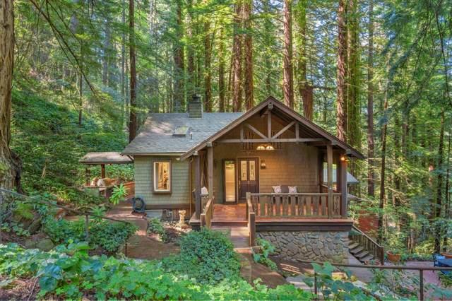 2 Fremont Way, Woodside, CA 94062 (#ML81799003) :: Alex Brant Properties