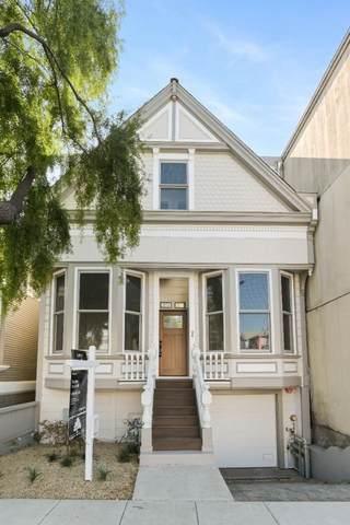 3179 Cesar Chavez, San Francisco, CA 94110 (#ML81799021) :: Intero Real Estate