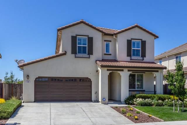 121 Cinnamon Ave, Morgan Hill, CA 95037 (#ML81799034) :: The Sean Cooper Real Estate Group
