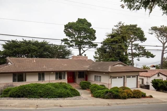 990 Bayview Ave, Pacific Grove, CA 93950 (#ML81799068) :: Alex Brant Properties