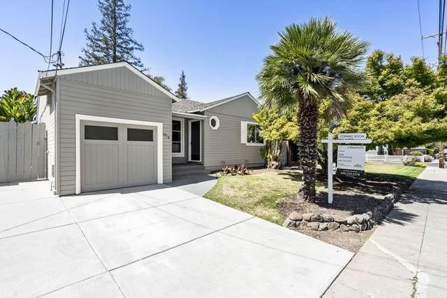 1816 Belmont Ave, San Carlos, CA 94070 (#ML81799101) :: Robert Balina | Synergize Realty