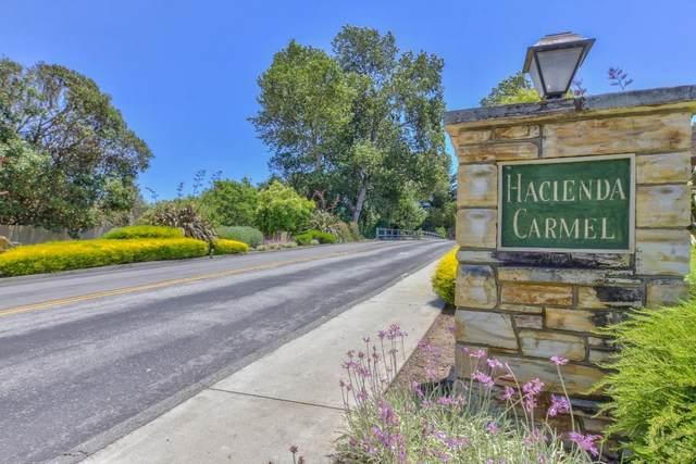 256 Hacienda Carmel, Carmel Valley, CA 93923 (#ML81799134) :: The Realty Society