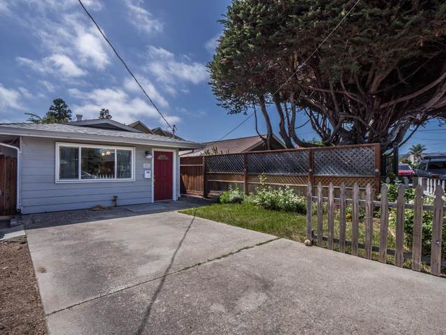 553 Bethany Curv, Santa Cruz, CA 95060 (#ML81799141) :: Strock Real Estate