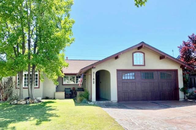 3182 Taper Ave, San Jose, CA 95124 (#ML81799142) :: Intero Real Estate