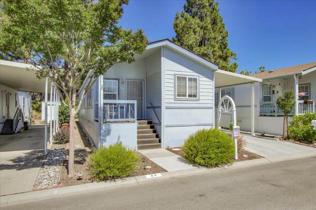 84 Timber Cove Dr 84, Campbell, CA 95008 (#ML81799146) :: Intero Real Estate