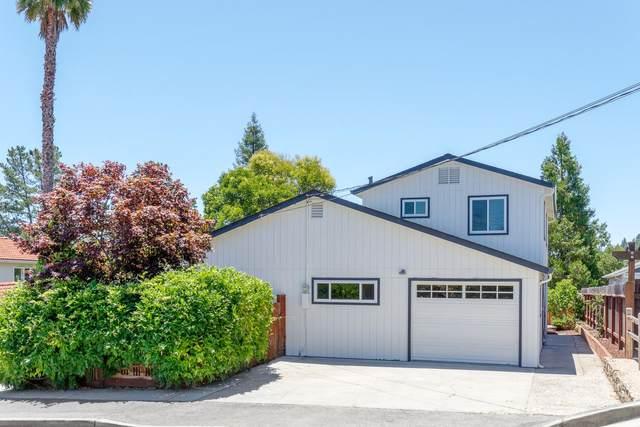 291 Hacienda Dr, Scotts Valley, CA 95066 (#ML81799185) :: The Realty Society