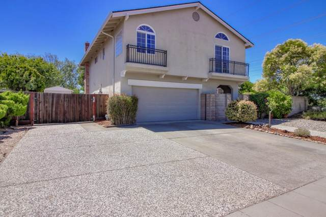 5951 Burchell Ave, San Jose, CA 95120 (#ML81799199) :: The Sean Cooper Real Estate Group