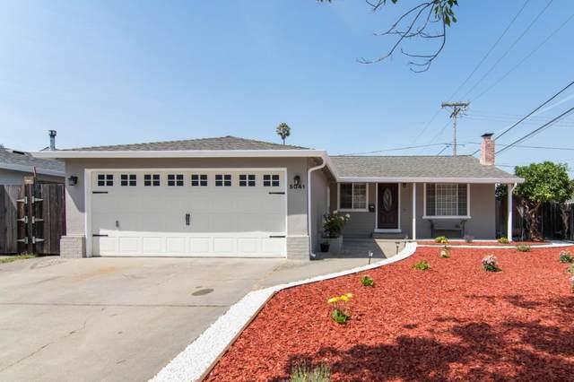 5041 Mccoy Ave, San Jose, CA 95130 (#ML81799219) :: The Realty Society