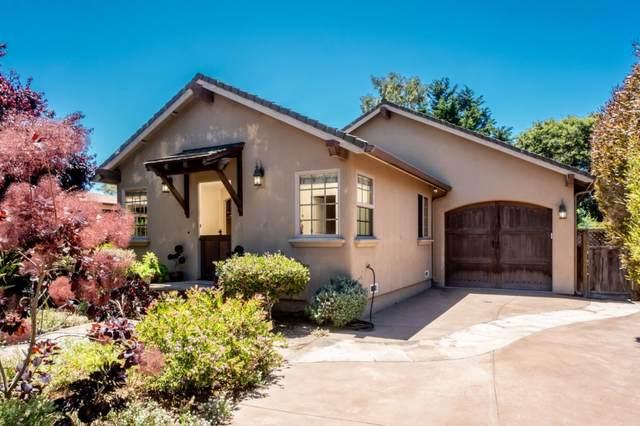 350 Casanova Ave, Monterey, CA 93940 (#ML81799231) :: The Gilmartin Group