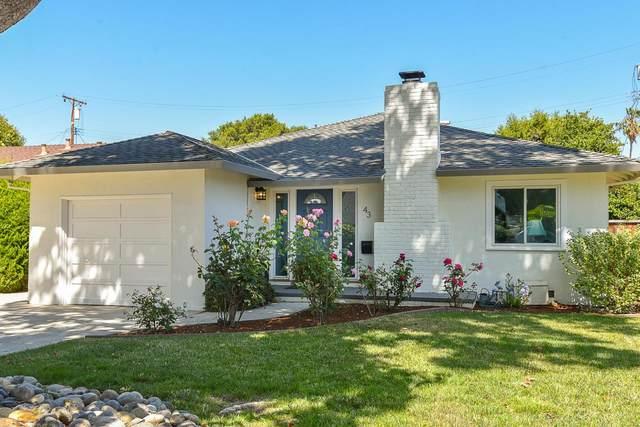 43 Tulip Ln, Palo Alto, CA 94303 (#ML81799257) :: Alex Brant Properties