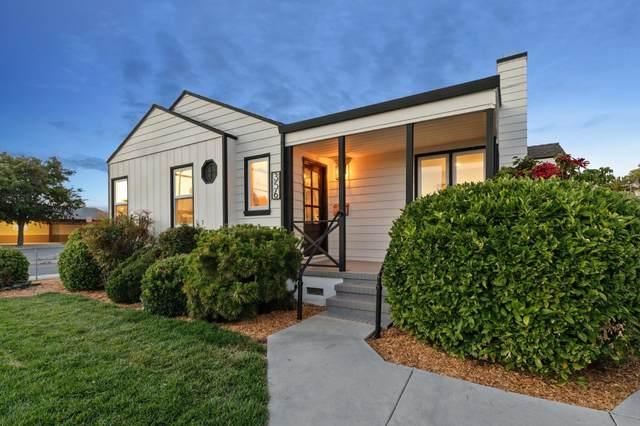 356 San Antonio Ave, San Mateo, CA 94401 (#ML81799276) :: The Gilmartin Group