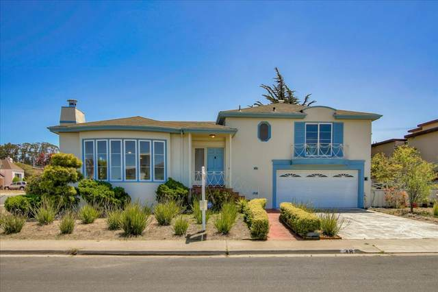 98 Lake Forest Dr, Daly City, CA 94015 (#ML81799322) :: Strock Real Estate