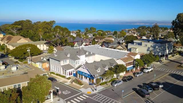 490 Lighthouse Ave, Pacific Grove, CA 93950 (#ML81799338) :: Alex Brant Properties