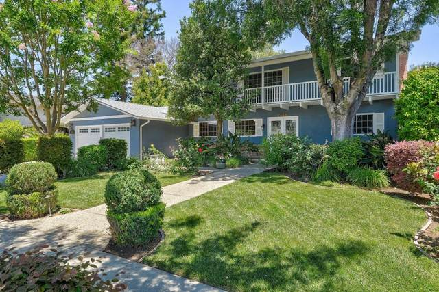 2168 Northampton Dr, San Jose, CA 95124 (#ML81799366) :: Strock Real Estate
