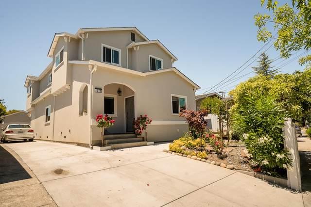 1337 California Dr, Burlingame, CA 94010 (#ML81799368) :: The Gilmartin Group
