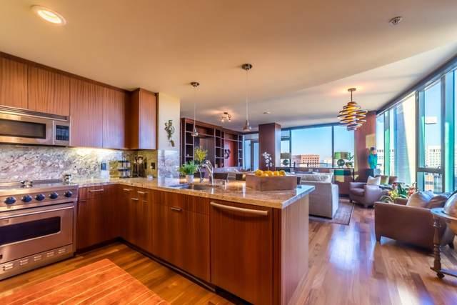 38 N Almaden Blvd 1901, San Jose, CA 95110 (#ML81799370) :: Real Estate Experts