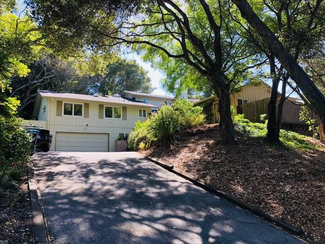 397 Moseley Rd, Hillsborough, CA 94010 (#ML81799373) :: The Kulda Real Estate Group