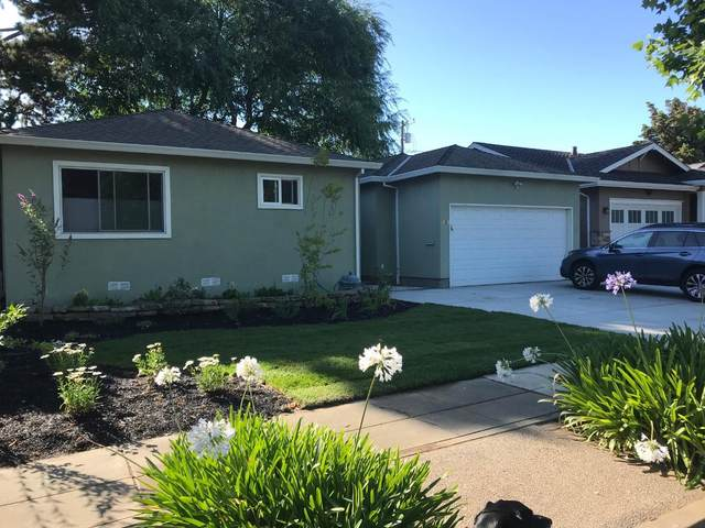 1020 Fig Ave, Sunnyvale, CA 94087 (#ML81799375) :: The Realty Society