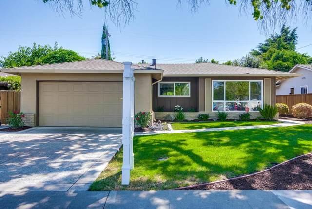 2089 Fordham Dr, Santa Clara, CA 95051 (#ML81799393) :: Intero Real Estate
