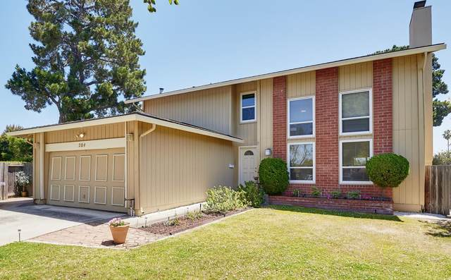 284 Avocet Ct, Foster City, CA 94404 (#ML81799396) :: The Gilmartin Group