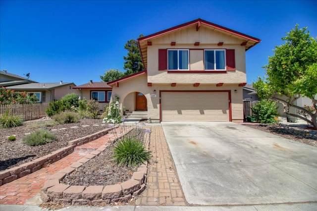 6127 Heathercreek Way, San Jose, CA 95123 (#ML81799399) :: Intero Real Estate