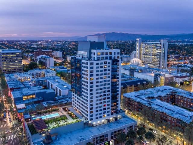 88 E San Fernando St 708, San Jose, CA 95113 (#ML81799404) :: Real Estate Experts