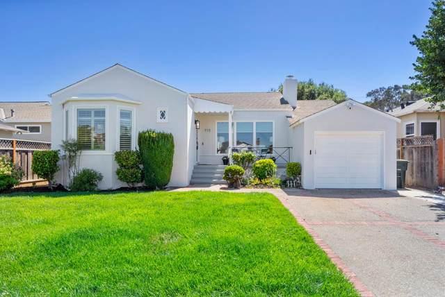 715 N Idaho St, San Mateo, CA 94401 (#ML81799407) :: The Gilmartin Group