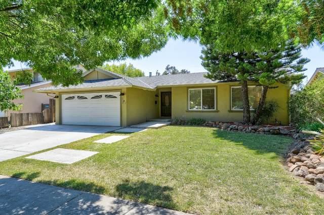 207 Kona Pl, San Jose, CA 95119 (#ML81799411) :: Alex Brant Properties