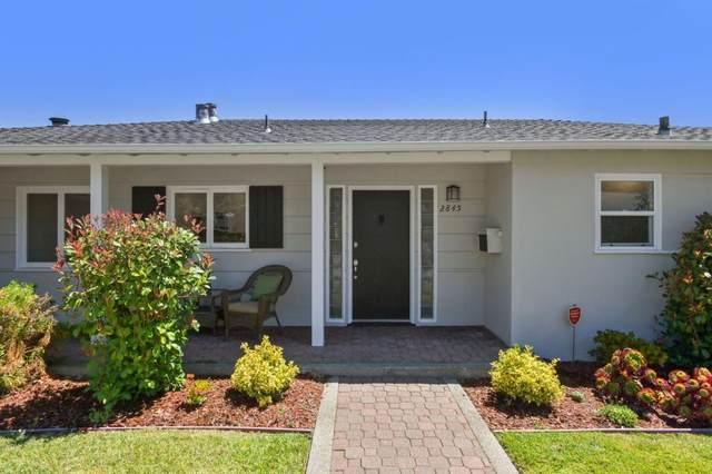 2845 Monterey St, San Mateo, CA 94403 (#ML81799415) :: The Kulda Real Estate Group