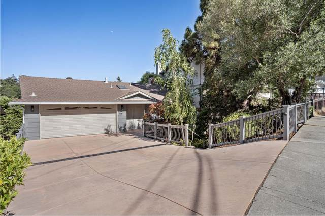 4116 Marsten Ave, Belmont, CA 94002 (#ML81799418) :: Strock Real Estate